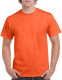 Gildan Heavyweight T-shirt Unisex - Oranje