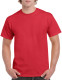 Gildan Heavyweight T-shirt Unisex - Rood