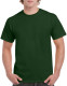 Gildan Heavyweight T-shirt Unisex - Forest green