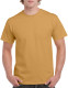 Gildan Heavyweight T-shirt Unisex - Old gold