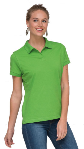 Relatiegeschenk Lemon & Soda Mix Polo Dames