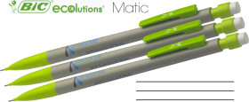Relatiegeschenk BIC Ecolutions Matic vulpotlood