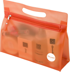 Relatiegeschenk Toilet/make-up tas