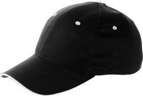 Relatiegeschenk 6 panel cap Hillsborough