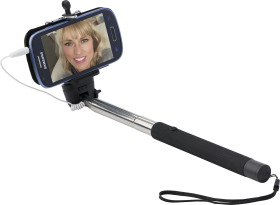 Relatiegeschenk Selfie Stick Press