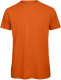B&C Inspire Organic T-shirt Heren - Antique orange