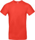 B&C 190 T-shirt Heren - Sunset orange