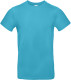 B&C 190 T-shirt Heren - Swimming pool