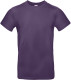 B&C 190 T-shirt Heren - Urban purple